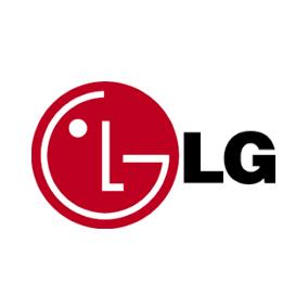 Marca de LG - Manzana Rota