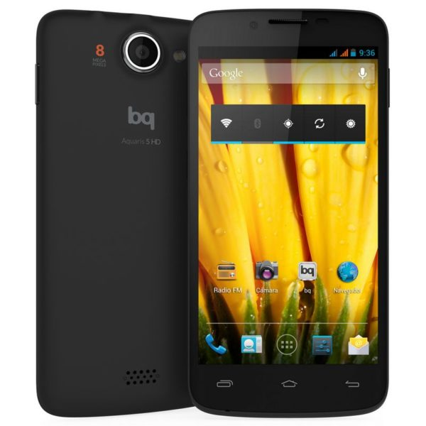 bq aquaris 5hd