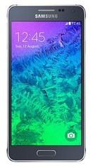 Reparación de Samsung Galaxy Alpha - Manzana Rota