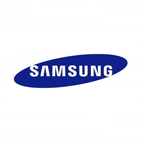 Logotipo Samsung - Manzana Rota