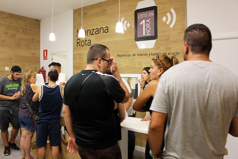 Atención al cliente - Algeciras (Cádiz)