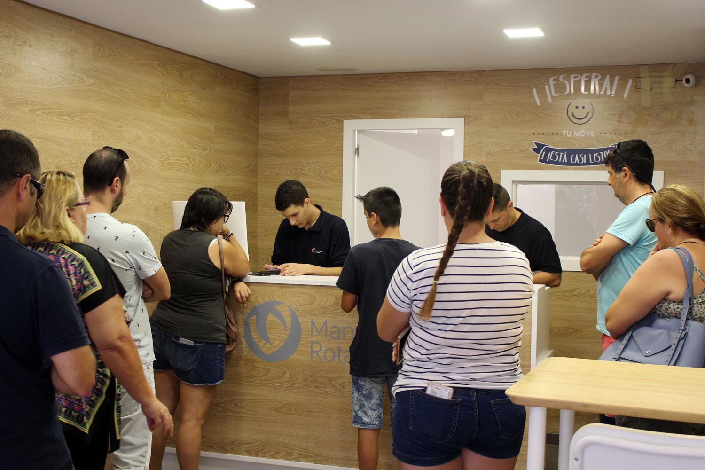 Atención al cliente - Cartagena (Murcia)
