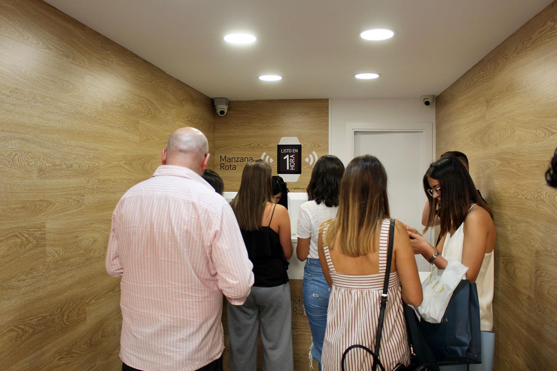 Atención al cliente - Granada