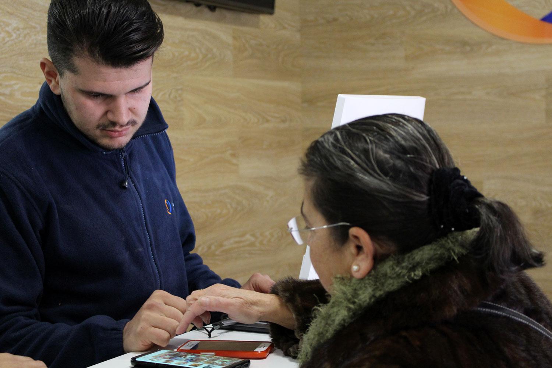Atención al cliente - C/ Cartagena (Madrid)