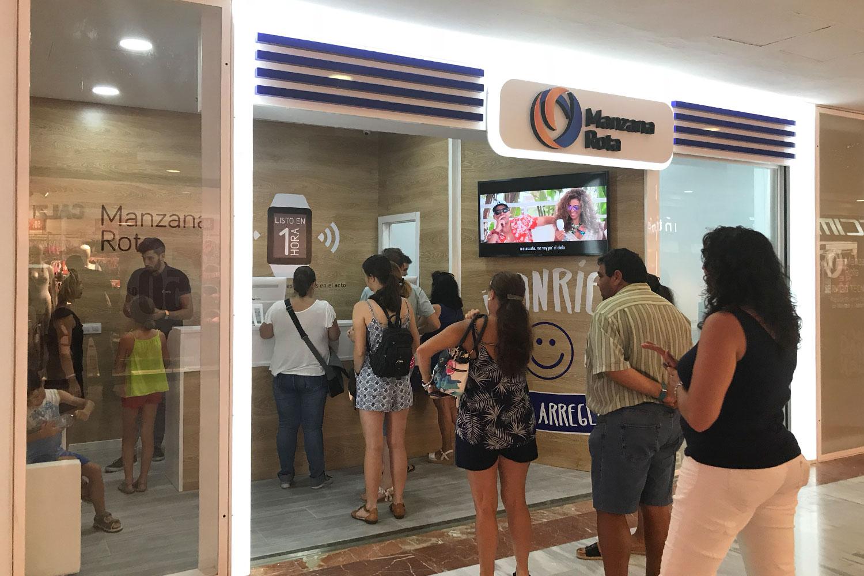 Atención al cliente - San Fernando (Cádiz)