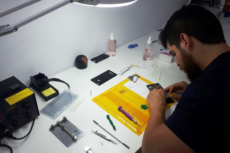 Reparación de móvil