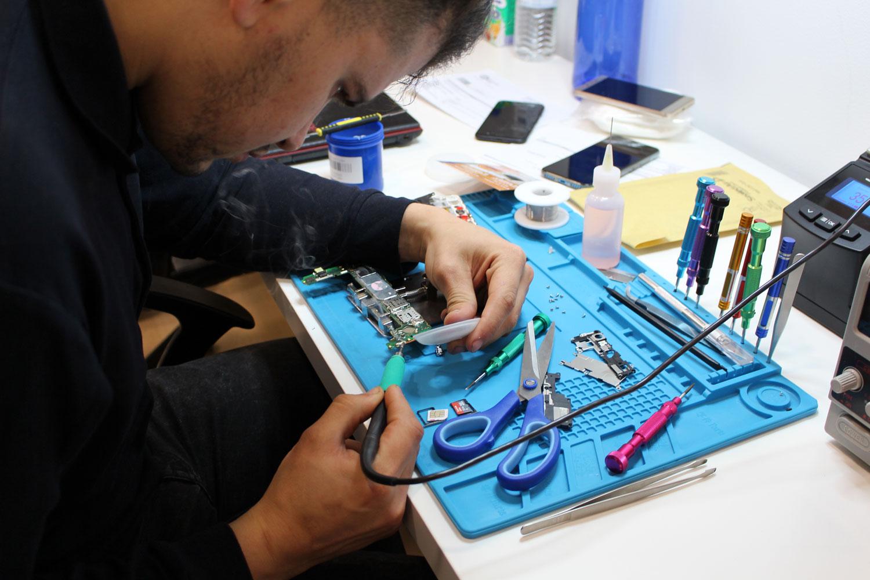 Reparaciones de móviles y tablets
