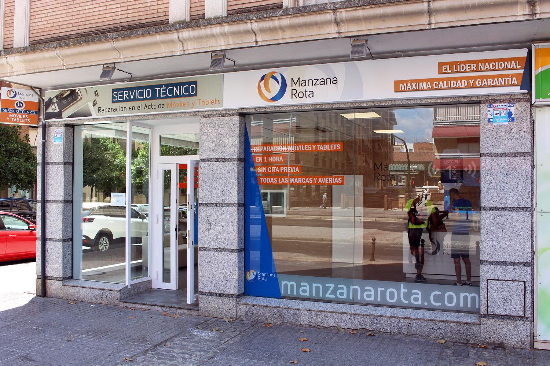 Tienda Manzana Rota - Córdoba