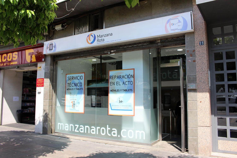 Tienda Manzana Rota - Murcia