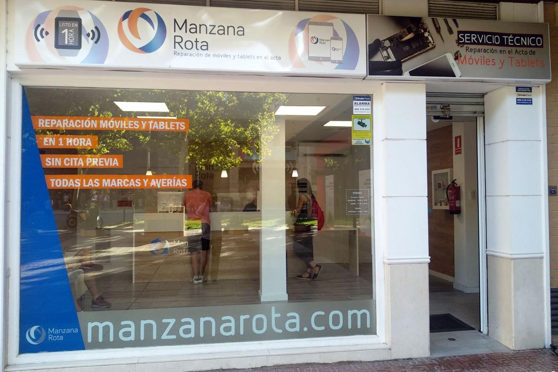 Tienda Manzana Rota - Zaragoza