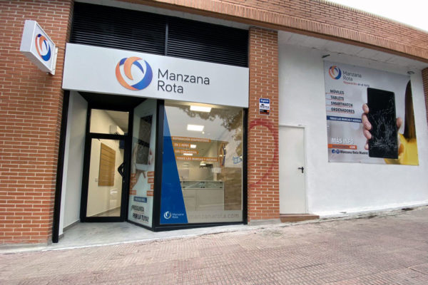 Inauguración Manzana Rota Móstoles