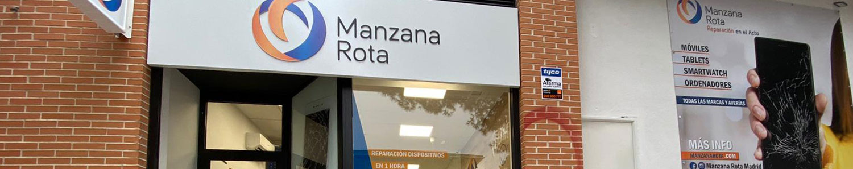 Tienda Manzana Rota - Móstoles (Madrid)