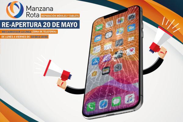 ¡Manzana Rota Cádizde Carrefour La Línea vuelve a la carga!