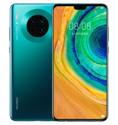 Reparación de Huawei Mate 30 - Manzana Rota