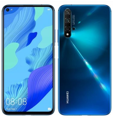 Reparación de Huawei Nova 5 T - Manzana Rota