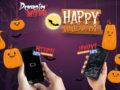 ¡Este Halloween, lo celebramos en Manzana Rota con descuentos de miedo!